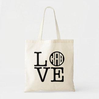Kappa Alpha Theta   Love Tote Bag