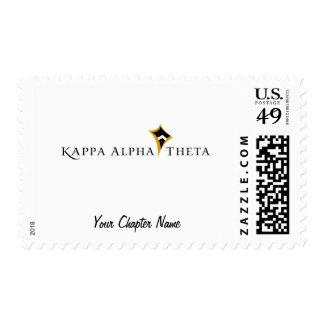 Kappa Alpha Theta Postage