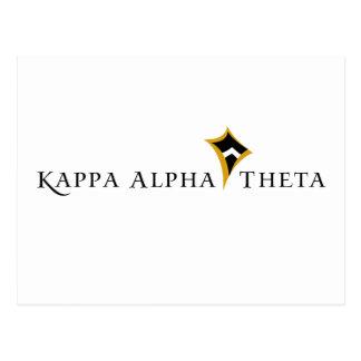 Kappa Alpha Theta Postcard