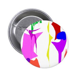 Kappa 2 Inch Round Button