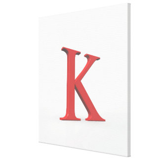 Kappa Canvas Prints
