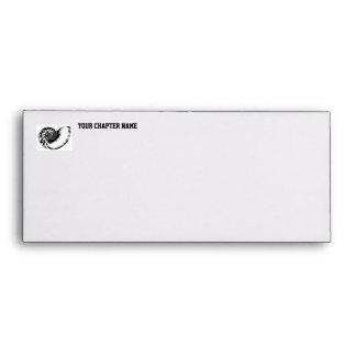 Kappa Delta Nautilus Envelope