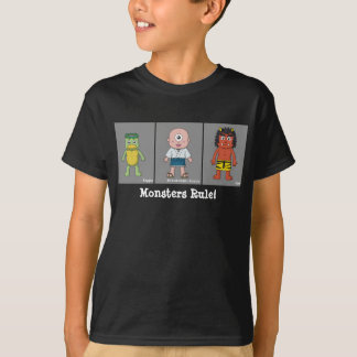 Kappa, Hitotsume-kozou, and Oni T-Shirt