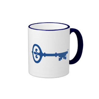 Kappa Kappa Gama Key Symbol Coffee Mug