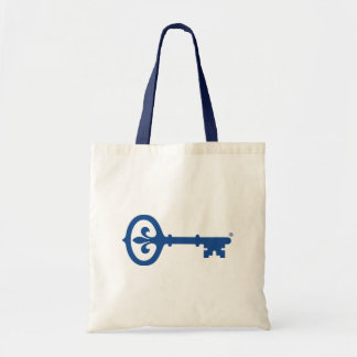 Kappa Kappa Gama Key Symbol Tote Bag