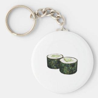 Kappa Maki Sushi Keychain