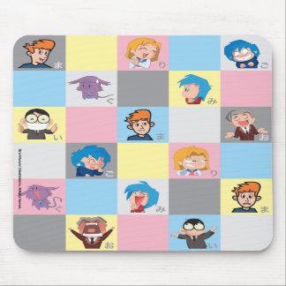 Kappa Mikey™ encajona Mousepad