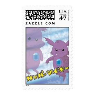 Kappa Mikey™ Guano Stamps