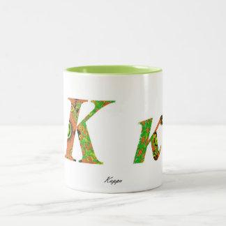 KAPPA Two-Tone COFFEE MUG
