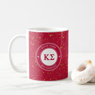 Kappa Sigma | Badge Coffee Mug
