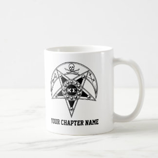 Kappa Sigma Badge Coffee Mug
