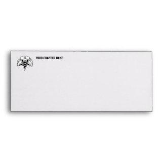Kappa Sigma Badge Envelope