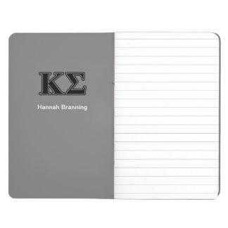 Kappa Sigma Black Letters Journals