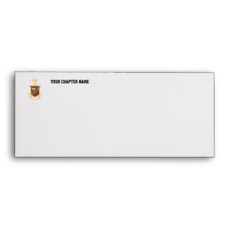 Kappa Sigma Crest Envelope