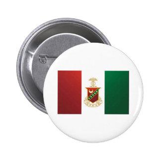 Kappa Sigma Flag Buttons