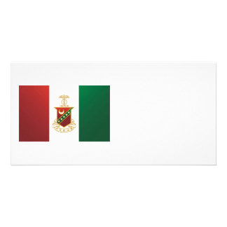 Kappa Sigma Flag Card
