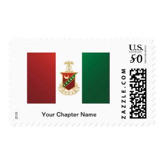 Kappa Sigma Flag Postage