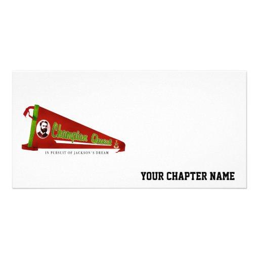 Kappa Sigma Quest Logo Picture Card