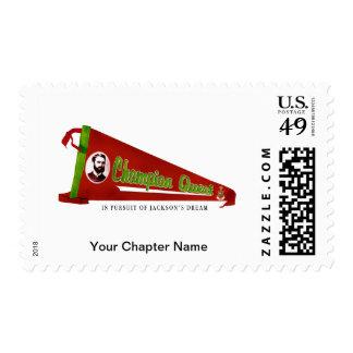 Kappa Sigma Quest Logo Stamp