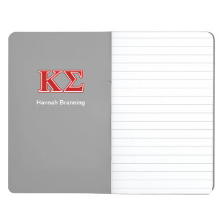 Kappa Sigma Red Letters Journal