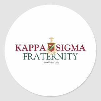 Kappa Sigma Stickers