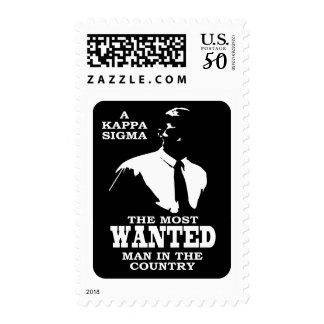 Kappa Sigma - The Most Wanted Postage