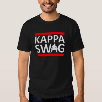 Kappa Swag (Black) Tshirts