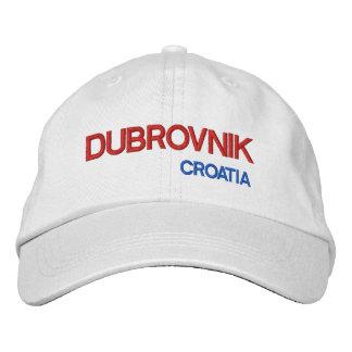 Kappe de Dubrovnik Hrvatska   del gorra de Dubrovn Gorra Bordada
