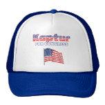 Kaptur for Congress Patriotic American Flag Trucker Hat