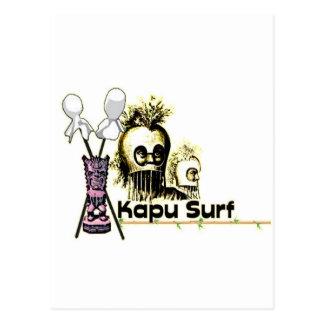 Kapu Logo Postcard