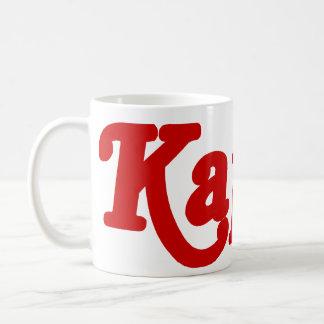 KAPUT ♦ NOT WORK ♦ COFFEE MUG
