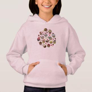 Kaputzen sweater with Cupcake sample