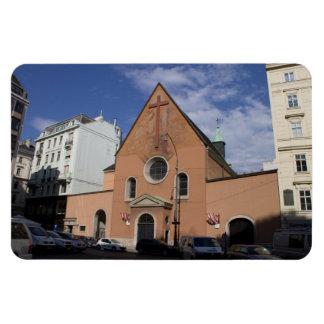 Kapuzinerkirche, Wien Österreich Magnet