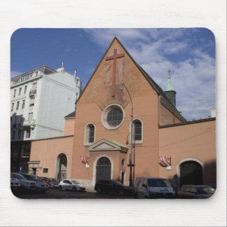 Kapuzinerkirche, Wien Österreich Mouse Pad