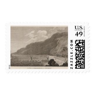 Karakokooa View Stamp