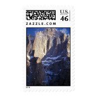 Karakoram mountain range postage