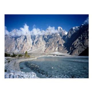 Karakoram Mountains Postcard