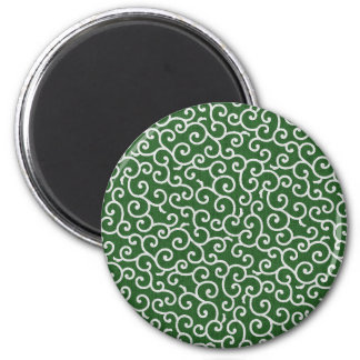 KARAKUSA - Magnet with arabesque arabesque pattern