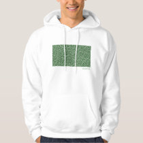 KARAKUSA - Parker with arabesque arabesque pattern Hoodie