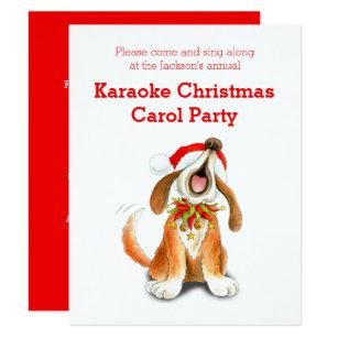 Carol Singing Invitations | Zazzle