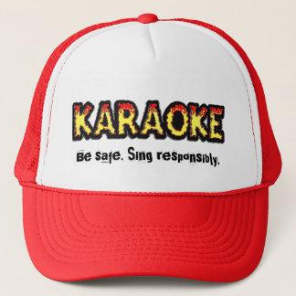 Karaoke Danger - Hat #2