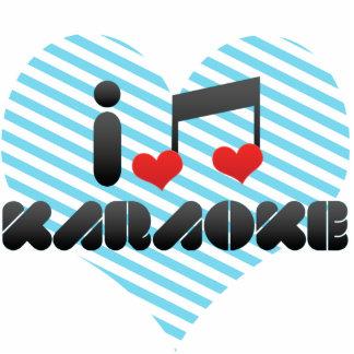 Karaoke fan acrylic cut outs