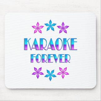 Karaoke Forever Mouse Pad