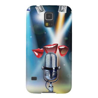 Karaoke Fun Samsung Galaxy S5 Case