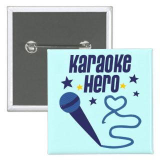 Karaoke Hero Buttons