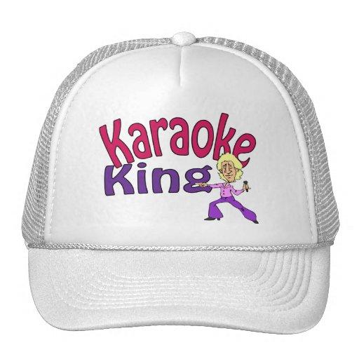 Karaoke King Mesh Hat