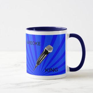 Karaoke King Mug