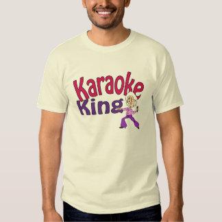 Karaoke King T Shirt