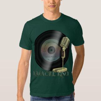 Karaoke King Tee Shirts