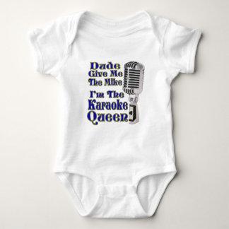 Karaoke Queen Infant Creeper